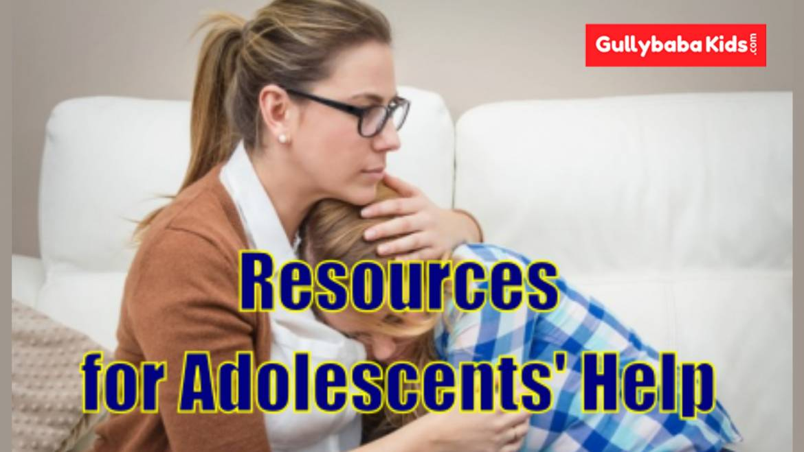 Resources for Adolescent Help