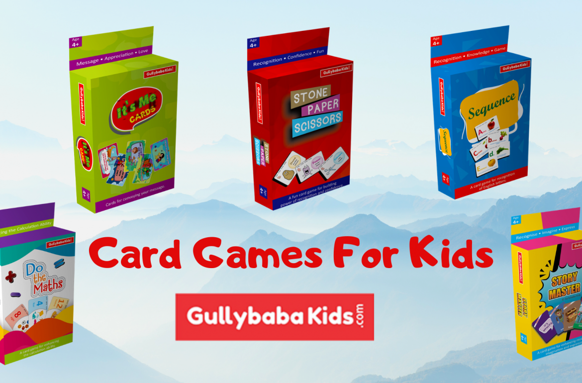 Play and Learn with Card Games for Kids