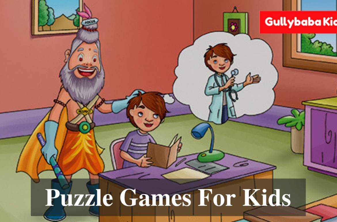 Why Puzzle Games For Kids Are So Famous?