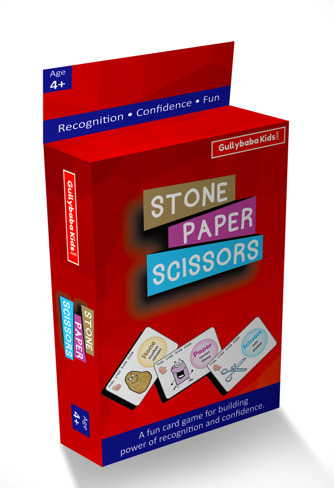 "Purchase ""Stone Paper Scissor"" from Gullybaba.com"