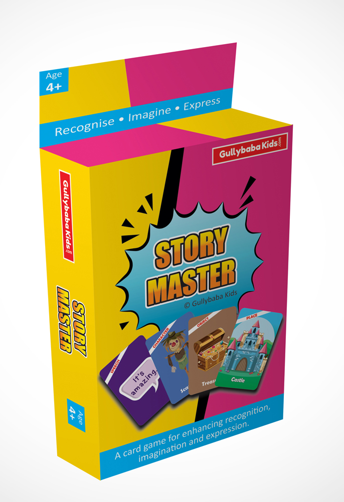 "Purchase ""Story Master Education"" from Gullybaba.com"