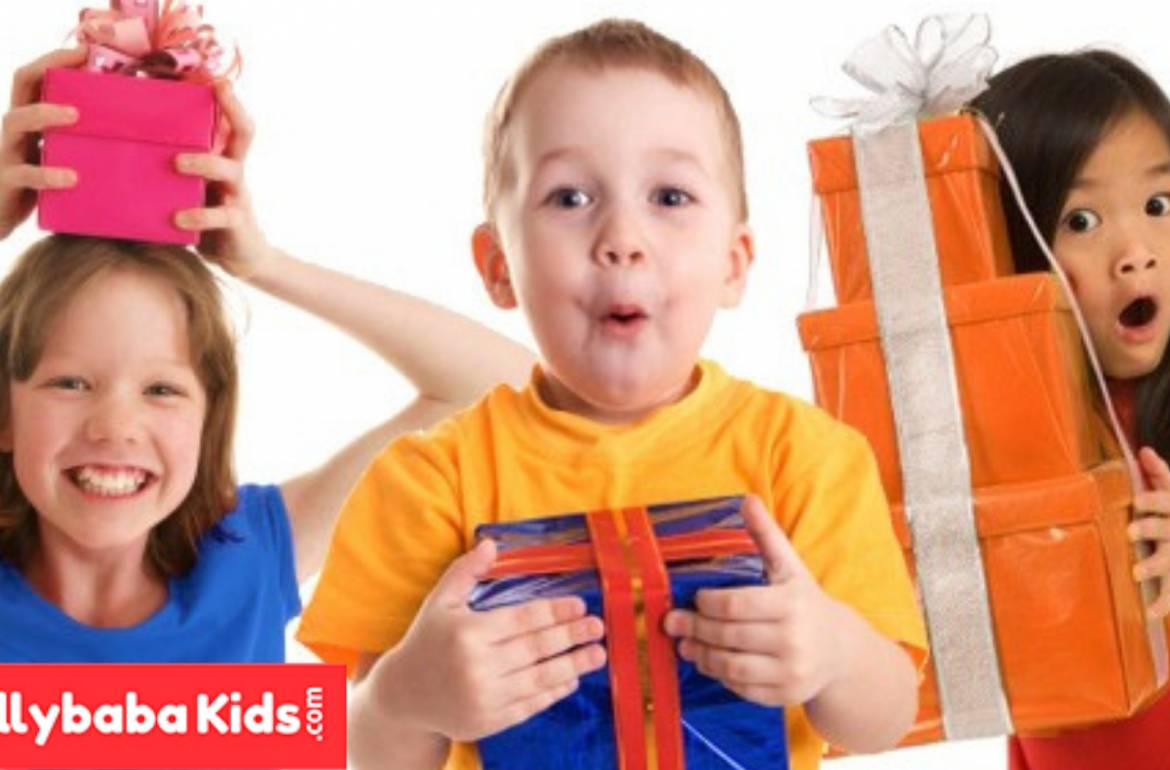 Top 6 Birthday Gifts For Kids
