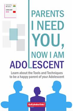 Parents I Need you, Now I am Adolescent